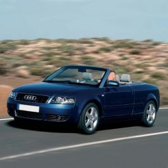 Audi A4 Cabriolet Hardtop Covers & Stands