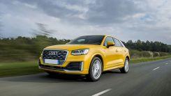 Audi Q2 Boot Liners