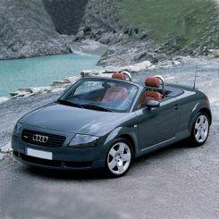 Audi TT Hardtop Covers & Stands