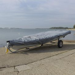 Laser Pico Dinghy Tailored Cover - Grey