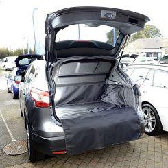 Nissan Qashqai 5 Seater (Raised Floor) 2014 Onwards