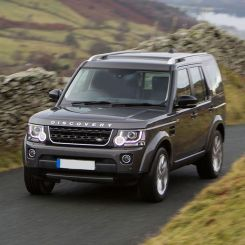 Land Rover Discovery 3 Load Liners