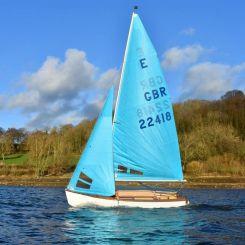 Enterprise Dinghy Boat Covers