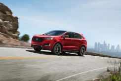 Ford Edge Boot Liners