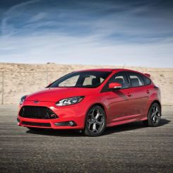 Ford Focus ST Seat Covers