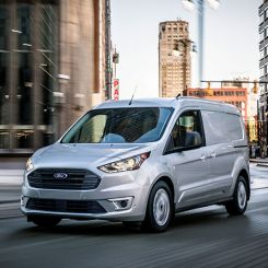 Ford Transit Connect Barn Door Covers