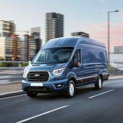 Ford Transit Van Floor Mats