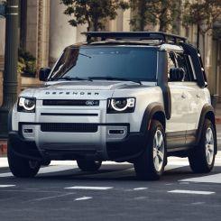 Land Rover Defender Floor Mats