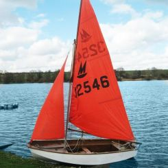 Mirror Dinghy Boat Covers