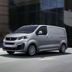 Peugeot Expert Barn Door Covers