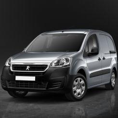 Peugeot Partner Barn Door Covers