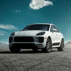 Porsche Macan Boot Liners