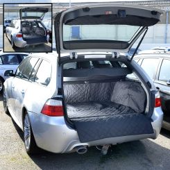 BMW 5 Series Touring (E61) Quilted 2004-2010