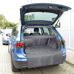 VW Tiguan (Raised Floor) - Quilted  2016 Onwards