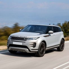 Land Rover Range Rover Evoque Boot Liners