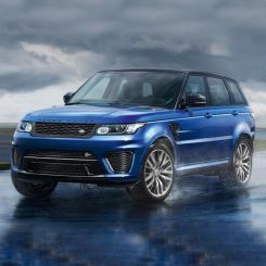 Land Rover Range Rover Sport Boot Liners