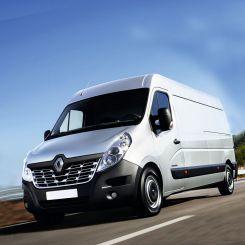 Renault Master Floor Mats
