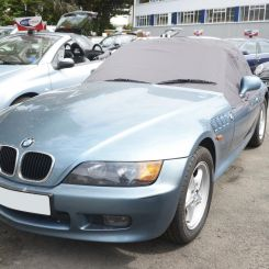 BMW Z3 Tailored Half Cover - Grey