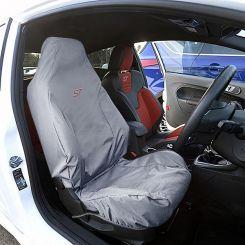 Ford Fiesta ST Recaro Single Seat Cover- Grey (2013 Onwards)