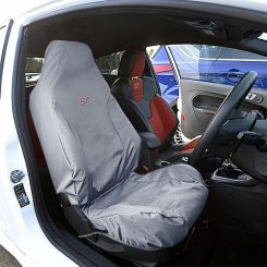 Ford Focus ST Recaro Single Seat Cover - Grey (2012 Onwards)