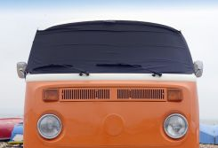 VW T2 Screen Wrap - Black