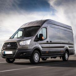 Ford Transit Van Screen Wraps