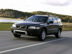 Volvo XC70 Boot Liners