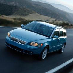 Volvo V50 Boot Liners