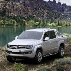 VW Amarok Seat Covers
