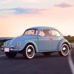 VW Classic Beetle Car Covers
