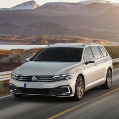 VW Passat Estate Boot Liners