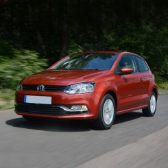 VW Polo Boot Liners
