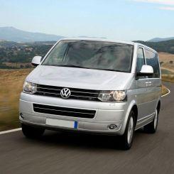 VW T5 Transporter Bonnet Bras